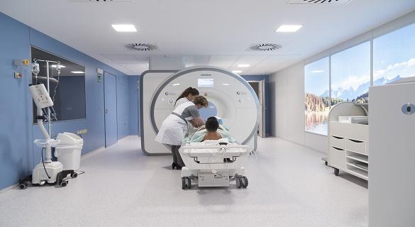 Unidad de tumores cerebrales Hospital Niño Jesús, Madrid