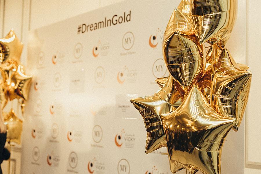 Dream in Gold MY